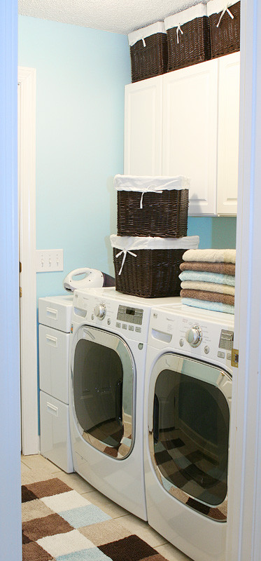 Best ideas about Laundry Room Makeover . Save or Pin Home Furniture Decoration Laundry Room Paint Color Ideas Now.