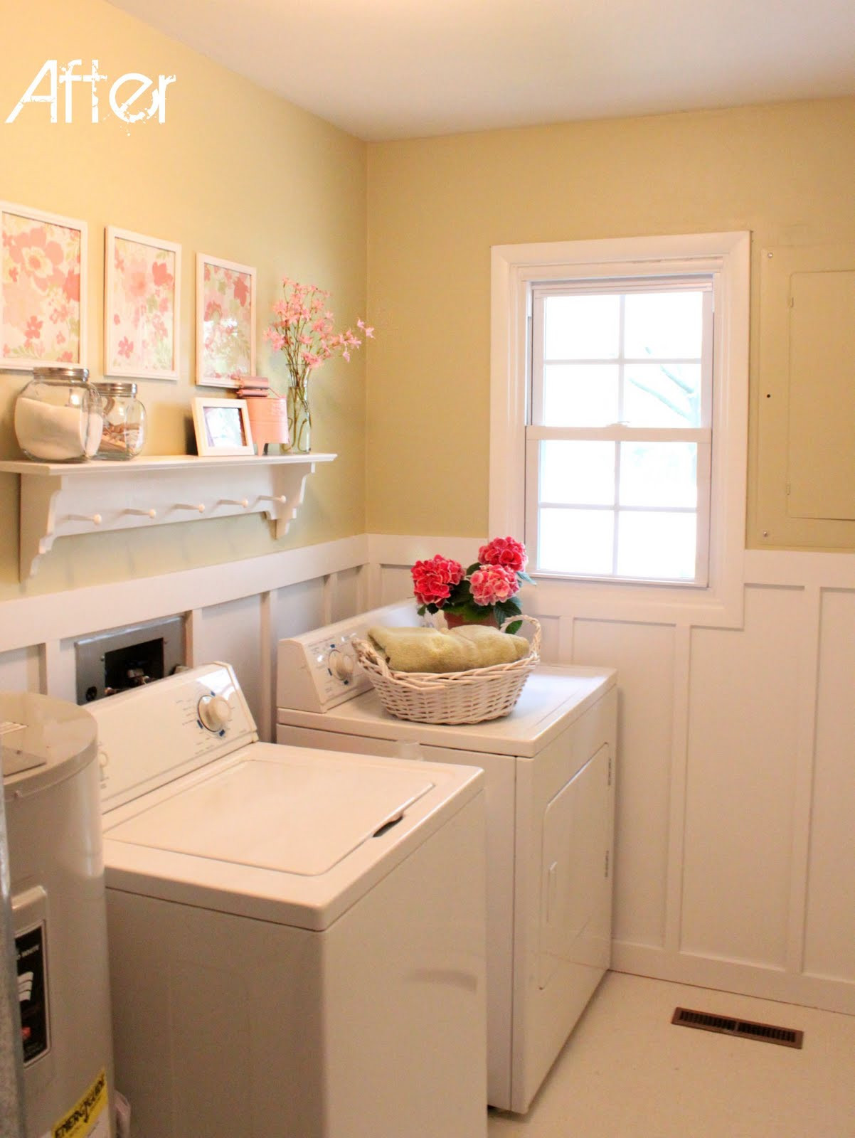 Best ideas about Laundry Room Makeover . Save or Pin My Laundry Room Makeover Love of Family & Home Now.