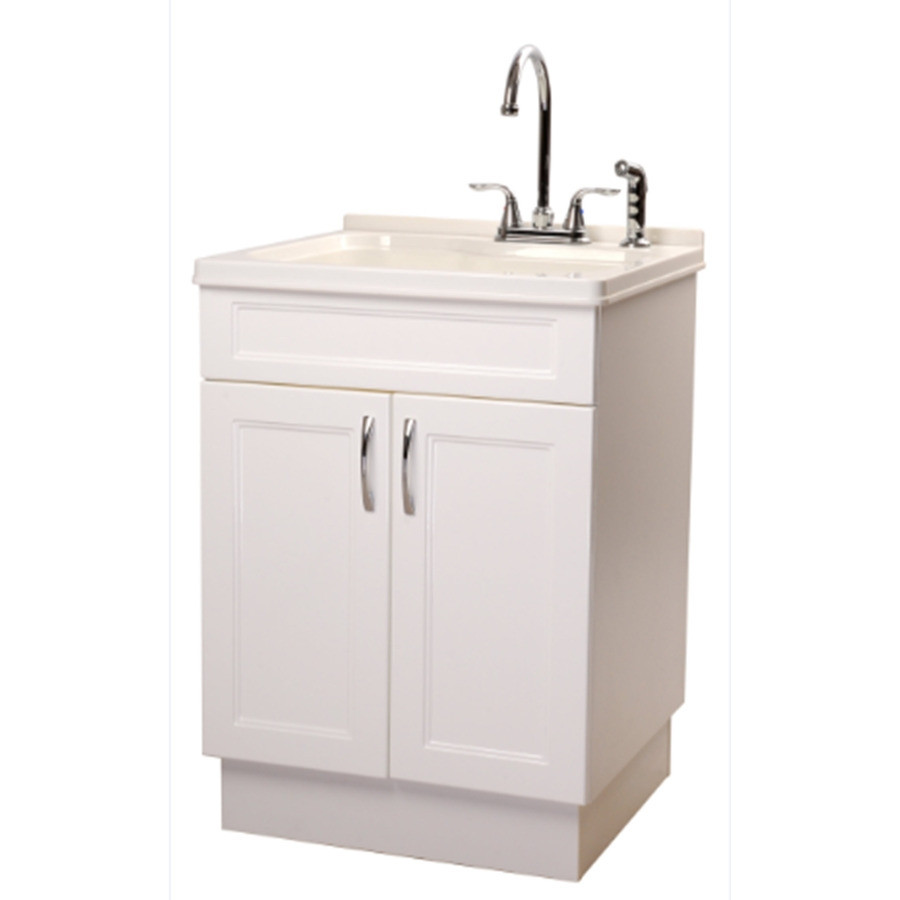 Best ideas about Laundry Room Utility Sink . Save or Pin Laundry Room Sink Faucet Extra Drain Line Now.