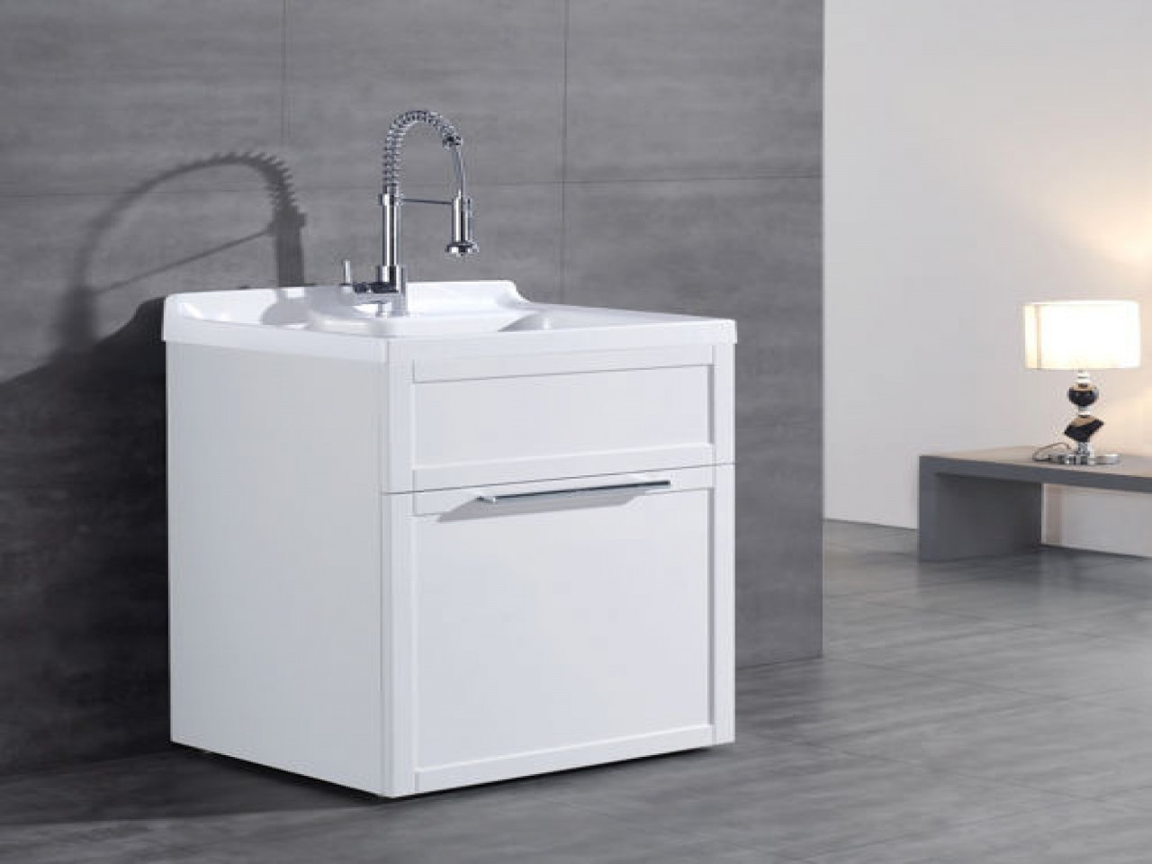 Best ideas about Laundry Room Utility Sink . Save or Pin Laundry room sink vanity laundry sink cabinet bo Now.