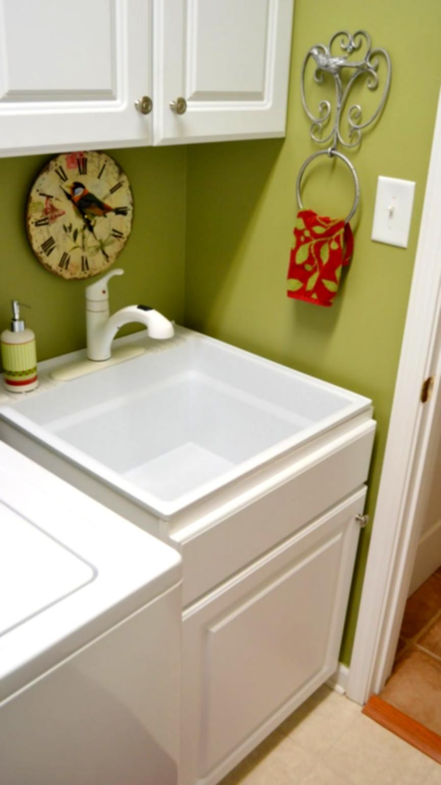Best ideas about Laundry Room Utility Sink . Save or Pin Best Stainless Steel Utility Sink Ideas Laundry Room Lowes Now.
