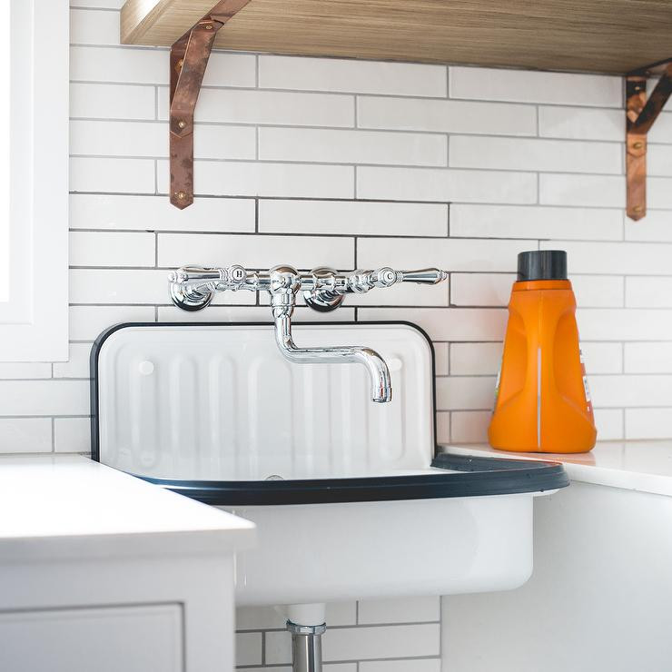 Best ideas about Laundry Room Utility Sink . Save or Pin Vintage Laundry Room Faucet Design Ideas Now.