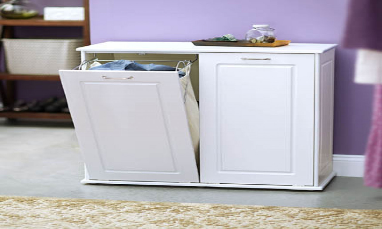Best ideas about Laundry Sorter Cabinet . Save or Pin Tilt Out Laundry Sorter Cabinet Interior Designs Now.