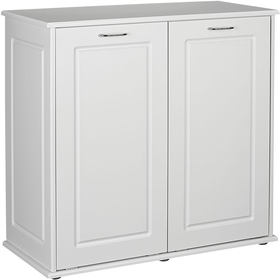 Best ideas about Laundry Sorter Cabinet . Save or Pin Household Essentials Tilt out Laundry Sorter Cabinet Now.