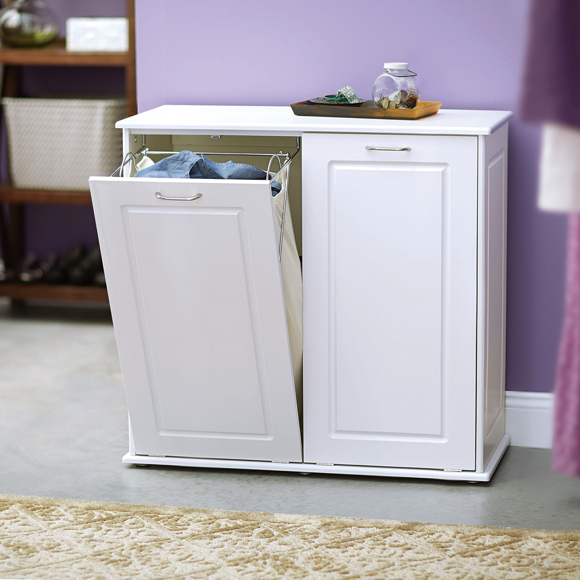 Best ideas about Laundry Sorter Cabinet . Save or Pin Tilt Out Laundry Sorter Cabinet — 33 3in L x 15 38in W x Now.