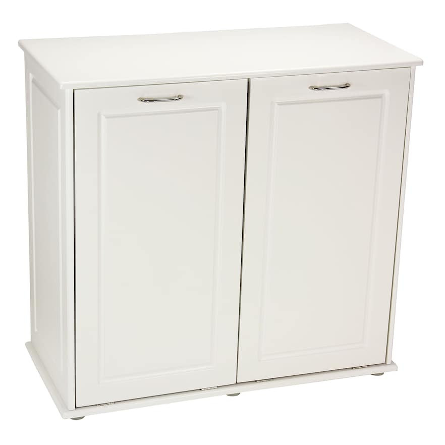 Best ideas about Laundry Sorter Cabinet . Save or Pin White Metal Cabinet Now.
