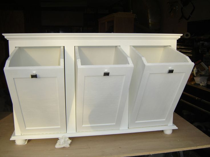 Best ideas about Laundry Sorter Cabinet . Save or Pin Garage Cabinet Plans Kreg WoodWorking Projects & Plans Now.