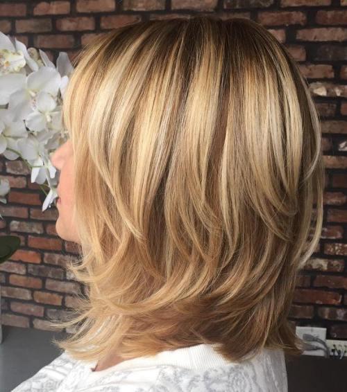 Layered Haircuts For Medium Length Hair  70 Brightest Medium Length Layered Haircuts and Hairstyles