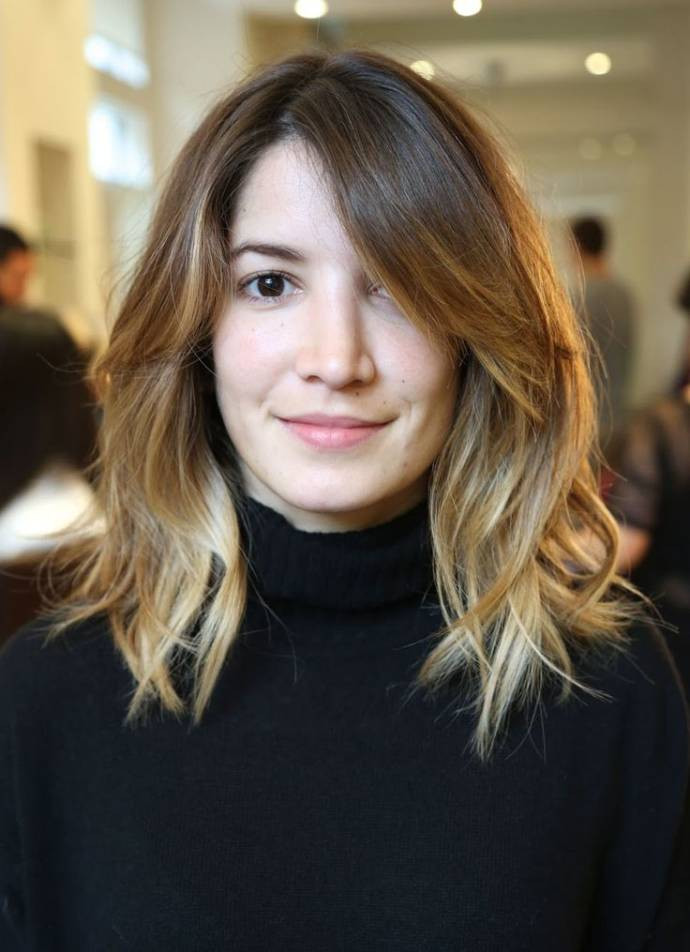 Layered Haircuts For Medium Length Hair  Best medium length hairstyles with highlights