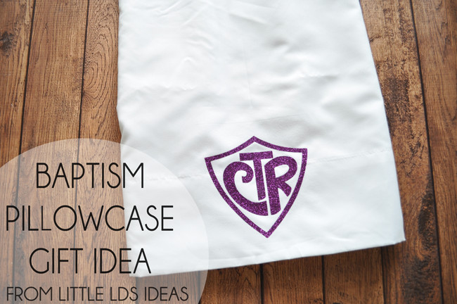 Lds Baptism Gift Ideas For Boys  LDS Baptism Gift Idea & Free Printable from Little LDS Ideas