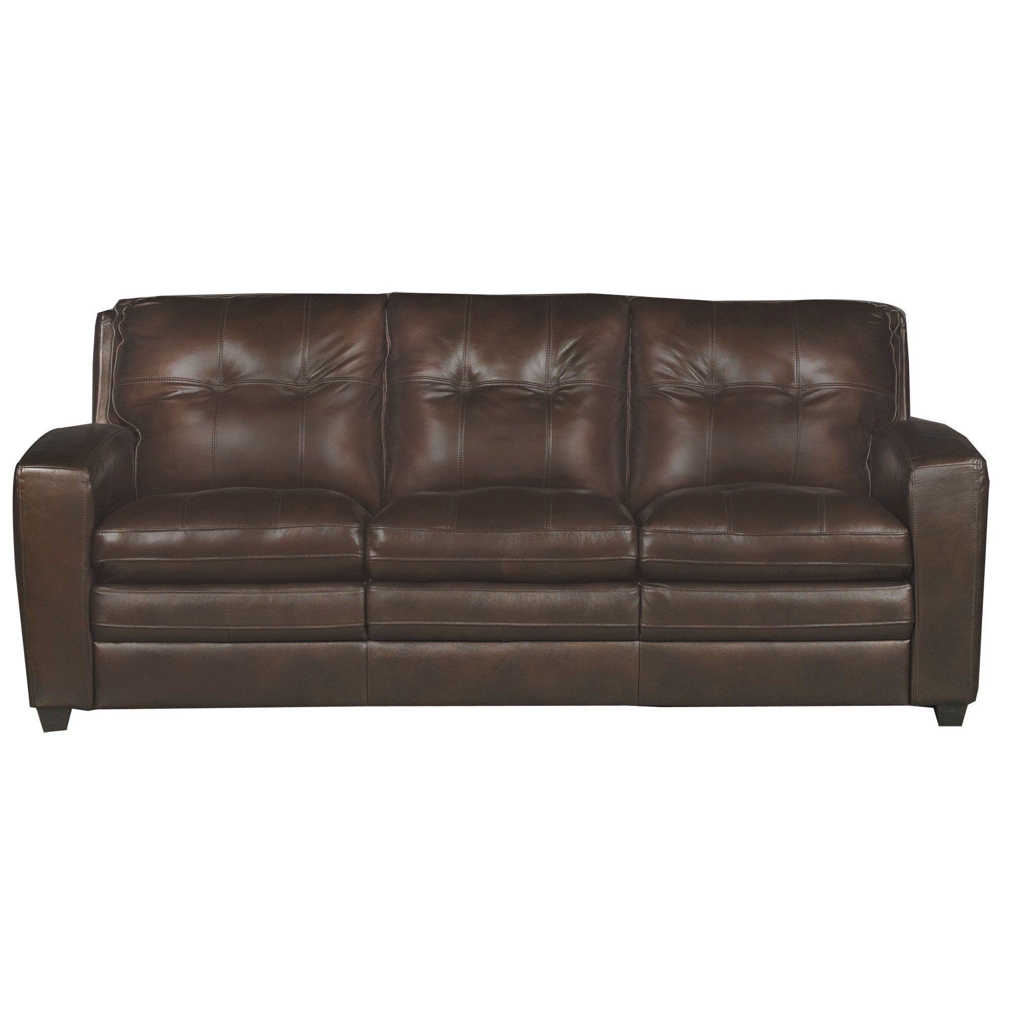 Best ideas about Leather Sofa Sleeper . Save or Pin Sofa Bed Leather Brown Beautiful Leather Sofa Sleepers Now.