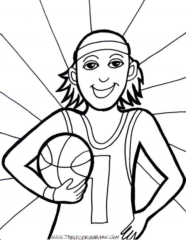 Lebron James Coloring Pages  Lebron James Miami Heat Free Coloring Pages