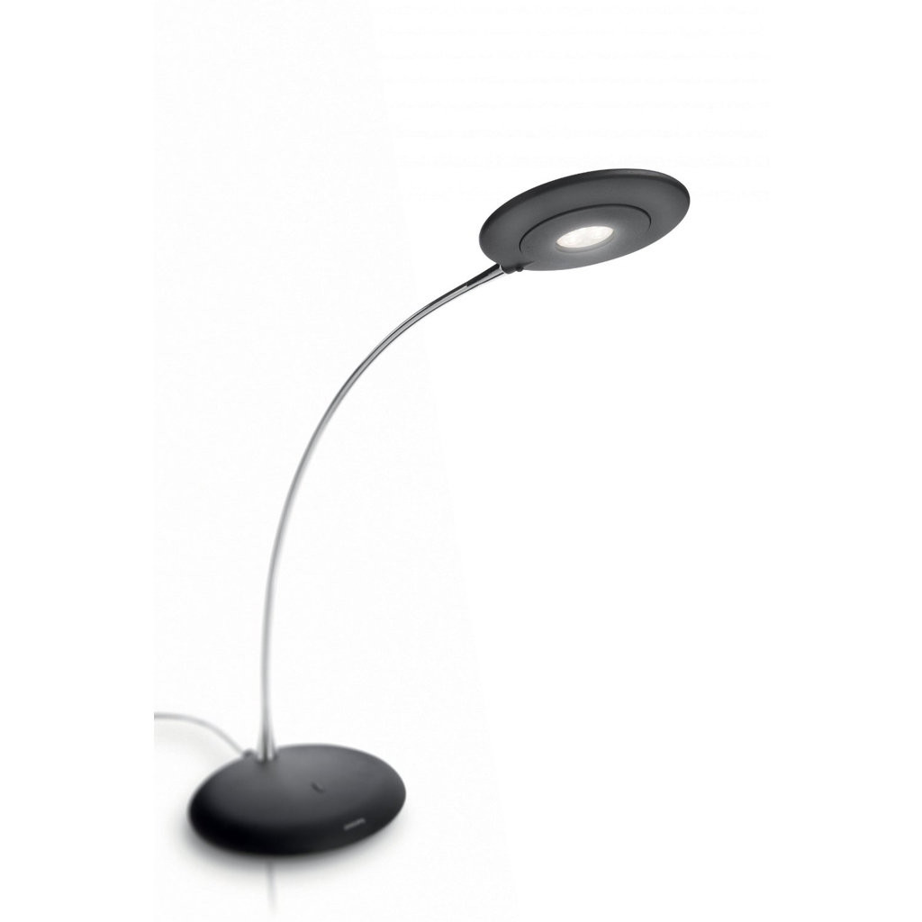 Best ideas about Led Desk Lamp Amazon . Save or Pin Philips Ledino LED Table Lamp Black Amazon Now.