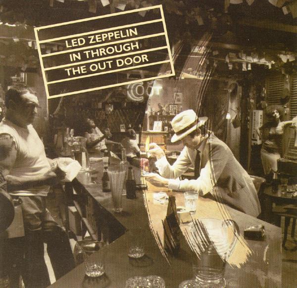 Best ideas about Led Zeppelin In Through The Outdoor . Save or Pin Led Zeppelin In Through The Out Door CD Album Reissue Now.