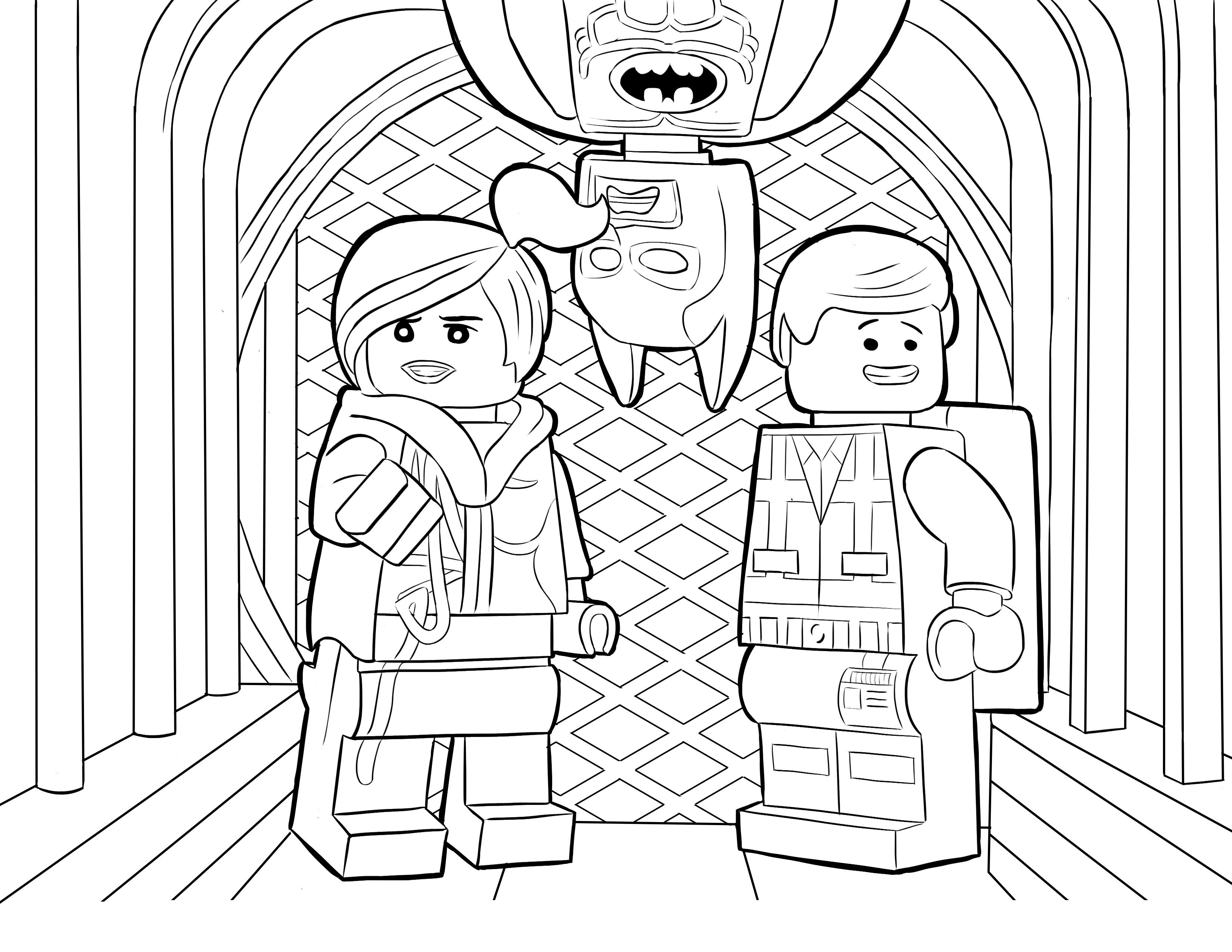 Lego Coloring Pages For Boys  lego coloring pages 07