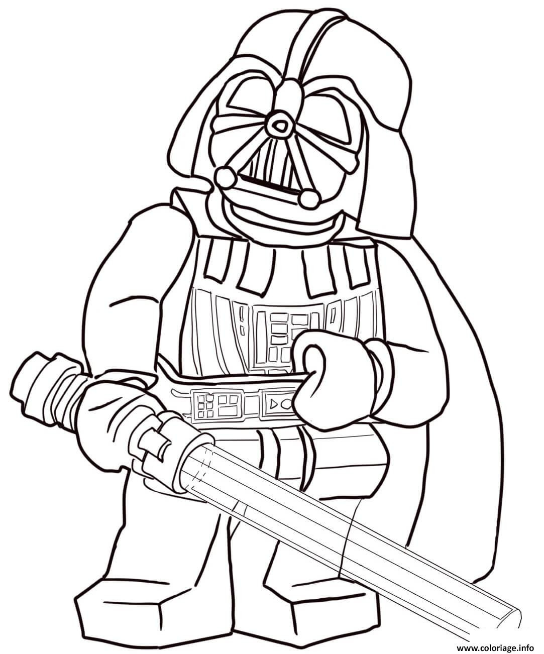 Lego Star Wars Coloring Pages  Coloriage Lego Star Wars 5 on with HD Resolution 1083x1302