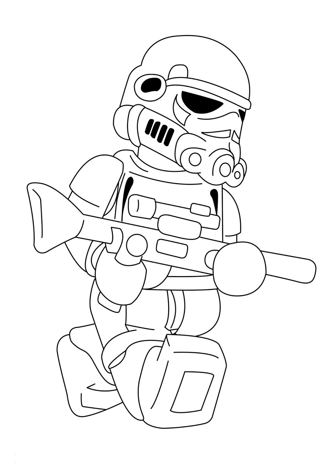 Lego Star Wars Coloring Pages  Lego Star Wars Coloring Pages Best Coloring Pages For Kids