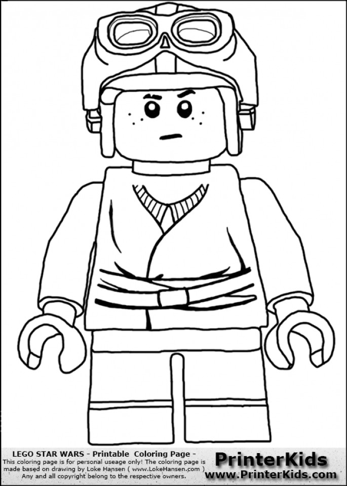 Lego Star Wars Coloring Pages To Print  Get This Printable Lego Star Wars Coloring Pages line 7276