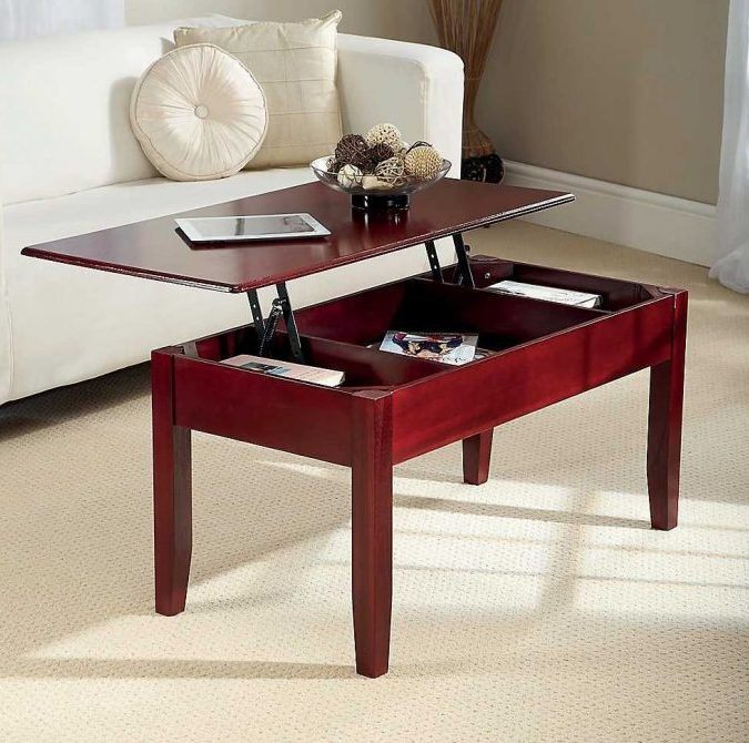 Best ideas about Lift Top Coffee Table Ikea . Save or Pin Coffee Table With Lift Top Ikea Storage Now.
