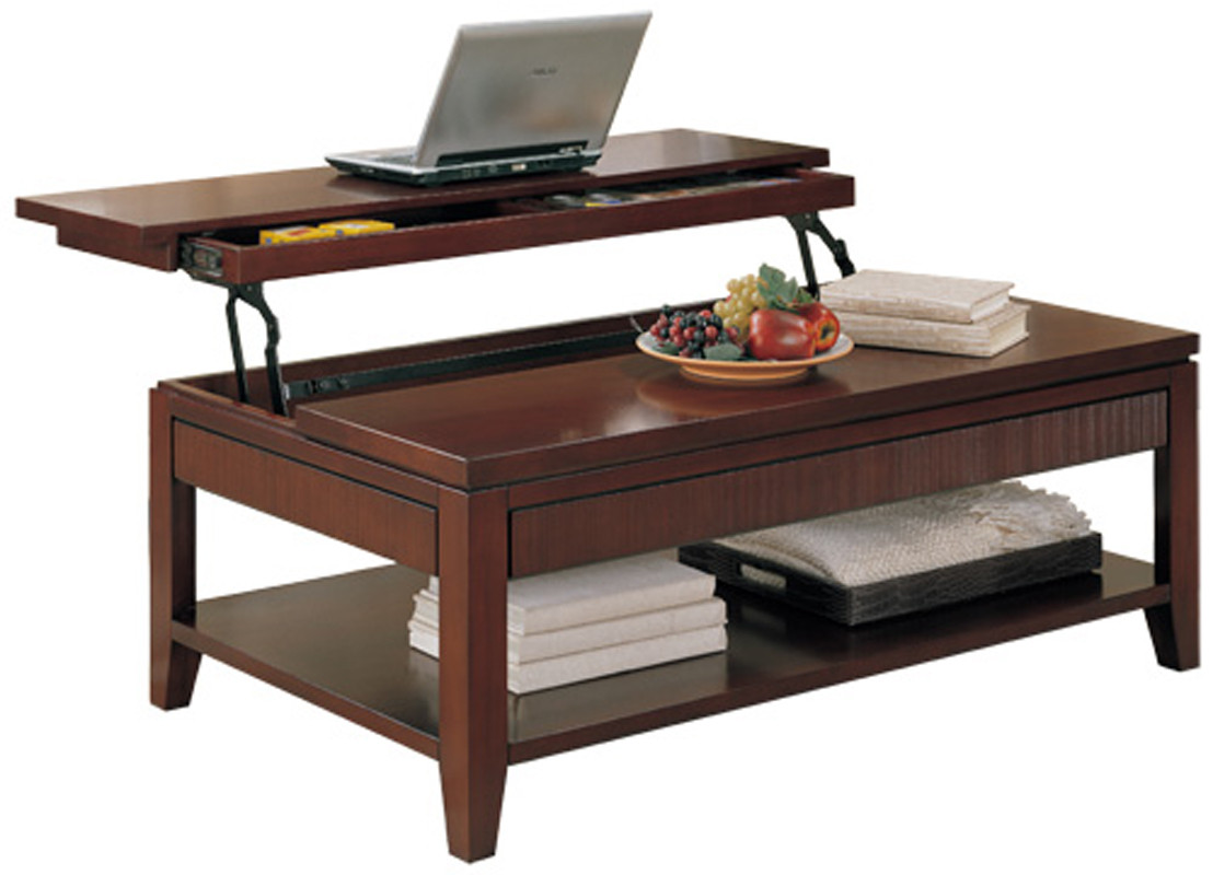 Best ideas about Lift Top Coffee Table Ikea . Save or Pin Hemnes Lift Top Coffee Table IKEA Hackers IKEA Hackers Now.