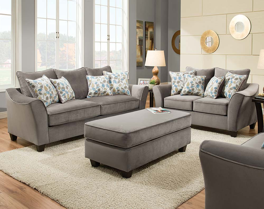 Best ideas about Light Gray Sofa . Save or Pin Light Gray Sofa Modern Sofas Sonora Light Gray Sofa Eurway Now.