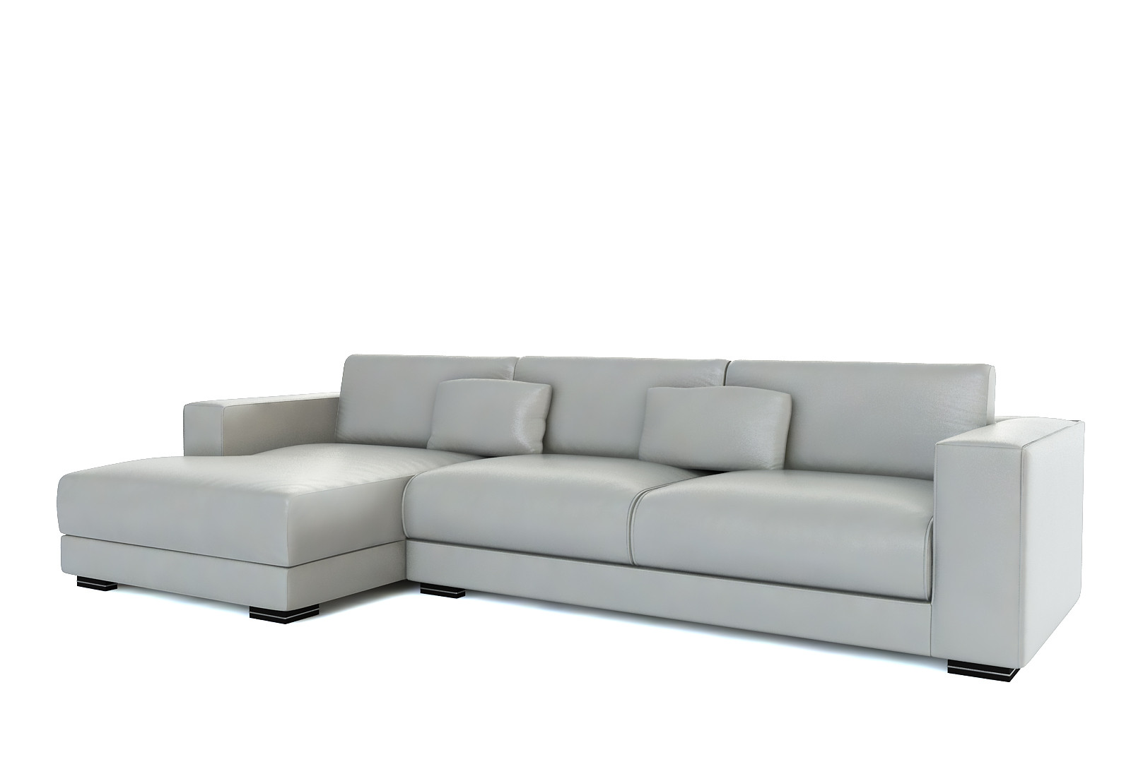 Best ideas about Light Gray Sofa . Save or Pin Sofa Charming light grey leather sofa Light Grey Now.