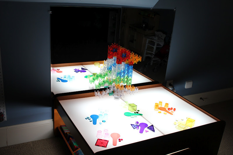 Best ideas about Light Table For Kids . Save or Pin DIY Light Table Activities For Children Now.