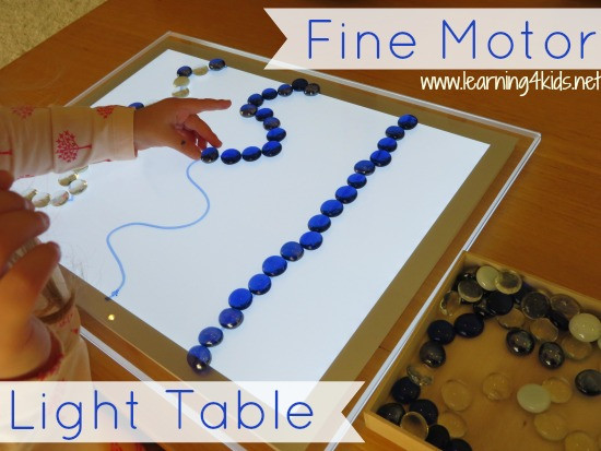 Best ideas about Light Table For Kids . Save or Pin Light Table Activities Now.