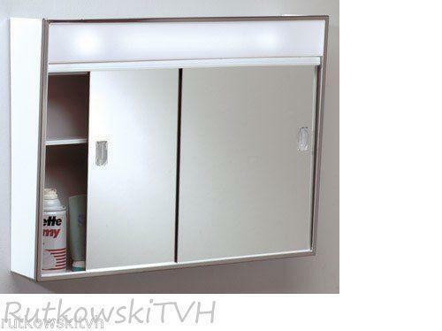 Best ideas about Lighted Medicine Cabinet . Save or Pin Lighted Medicine Cabinet Now.