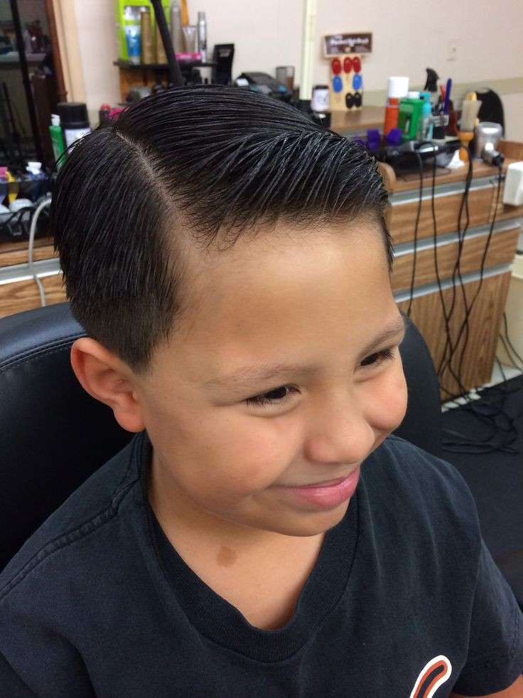Lil Boys Hair Cut  The gallery for Cool Haircuts For Kids Boys 2014
