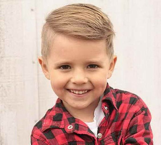 Lil Boys Hair Cut  Different Hair Cutting Ideas for Your Toddler Boy