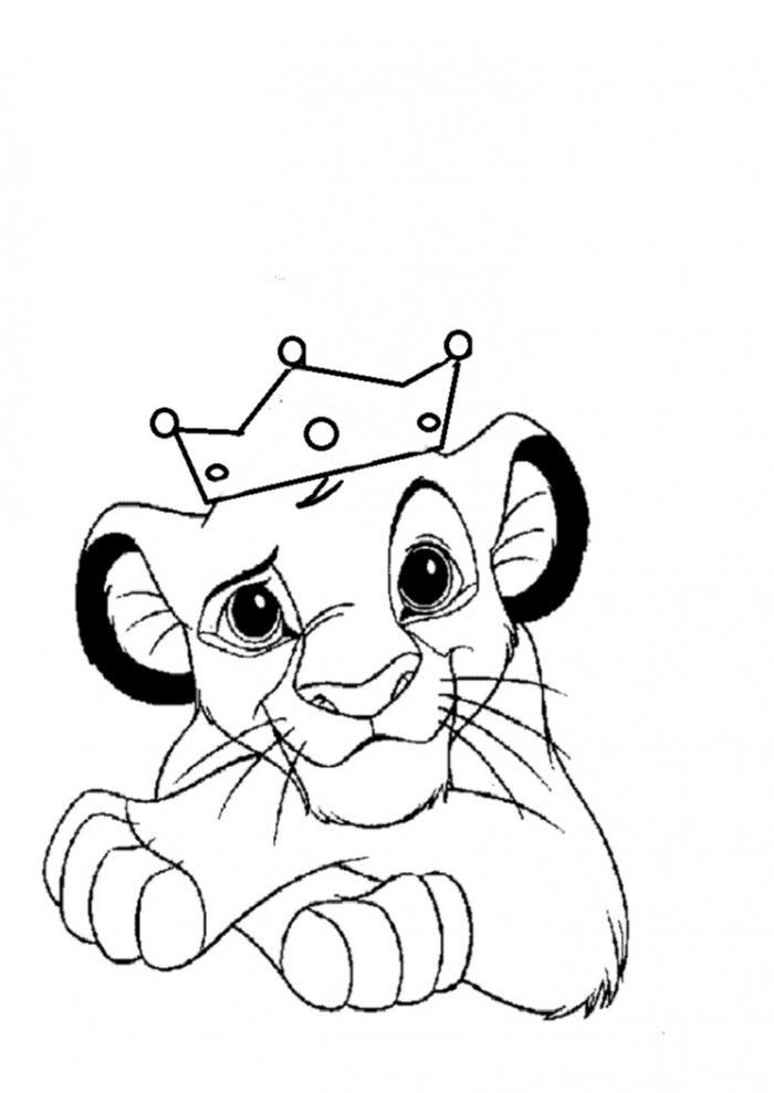 Lion King Printable Coloring Pages  Lion King Printable Coloring Pages Coloring Home