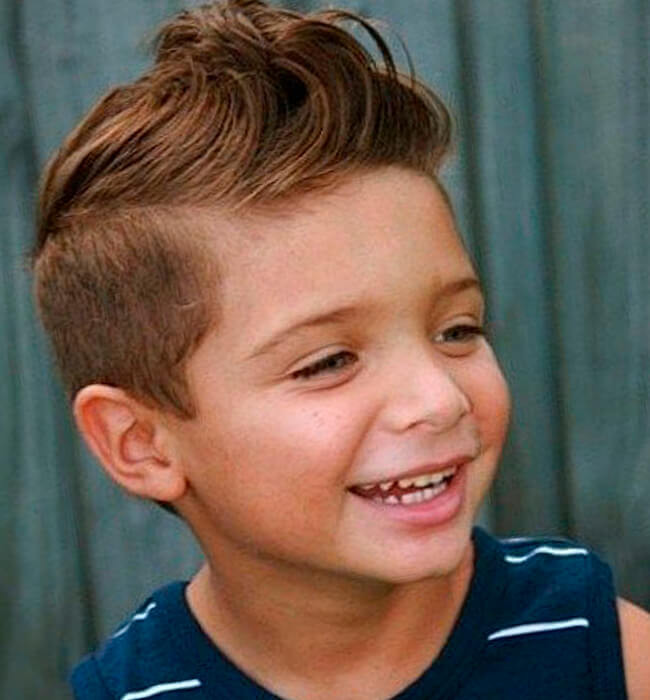Best ideas about Little Boys Hairstyles . Save or Pin Boys' haircuts for all the times Now.