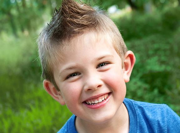 Best ideas about Little Boys Hairstyles . Save or Pin Little Boys' Haircuts – Cute to Wear Now.