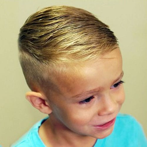 Best ideas about Little Boys Hairstyles . Save or Pin 25 Cute Toddler Boy Haircuts Now.