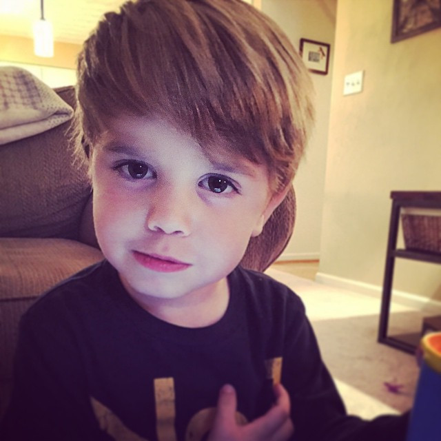 Best ideas about Little Boys Hairstyles . Save or Pin 40 Sweet Little Boy Haircuts Most Parents Prefer Now.