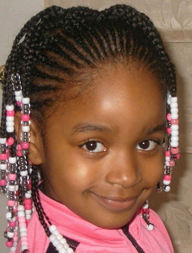 Little Girl Braids Hairstyles  64 Cool Braided Hairstyles for Little Black Girls – Page 5