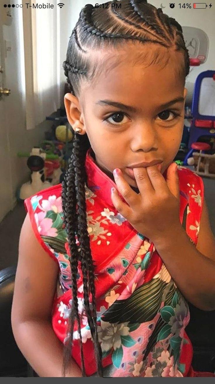 Little Girl Braids Hairstyles  Little Girls Braids Hairstyles