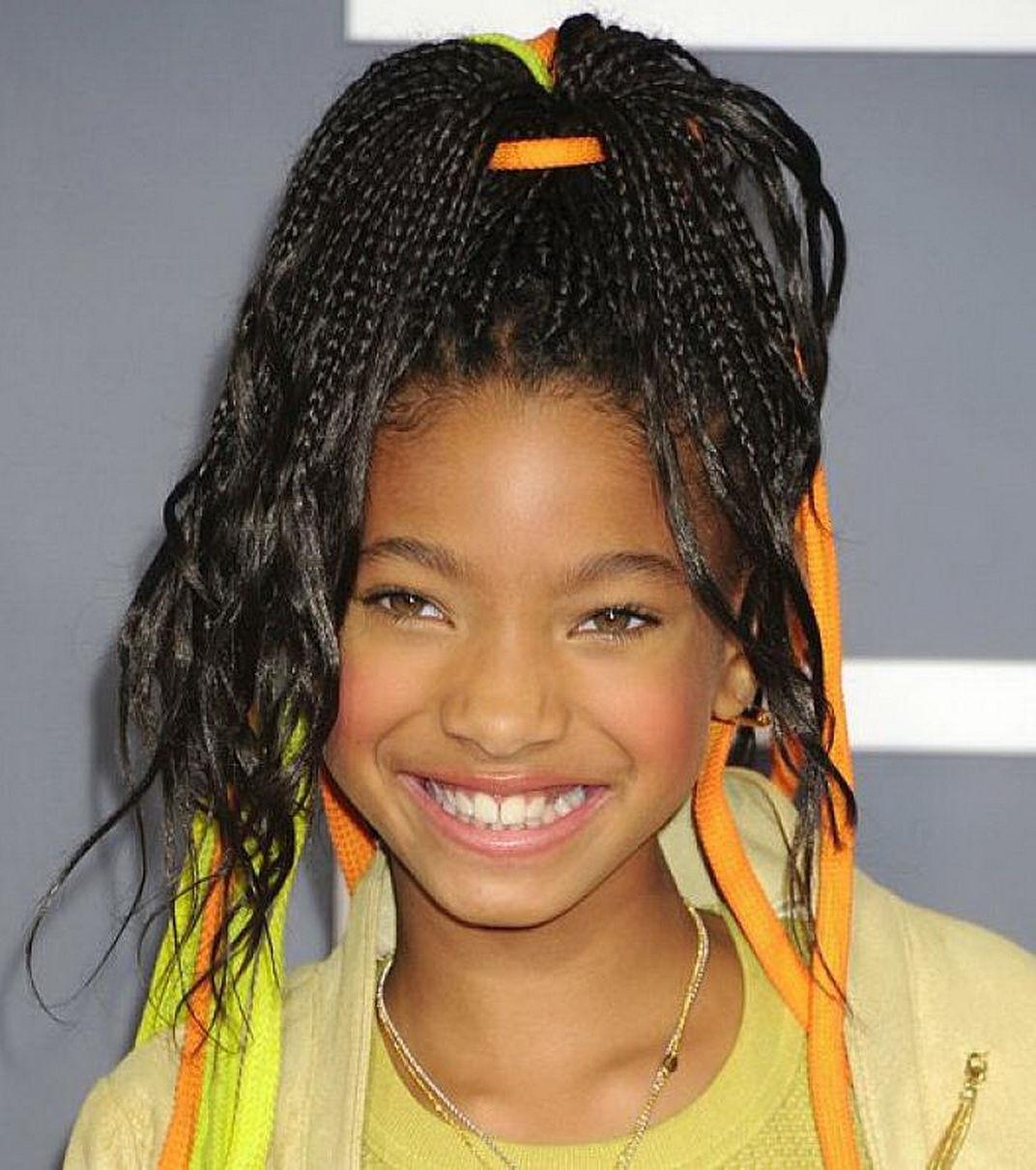 Little Girl Braids Hairstyles  African american little girl braid hairstyles Hairstyle