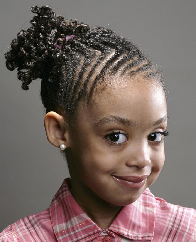 Little Girl Braids Hairstyles  64 Cool Braided Hairstyles for Little Black Girls – HAIRSTYLES