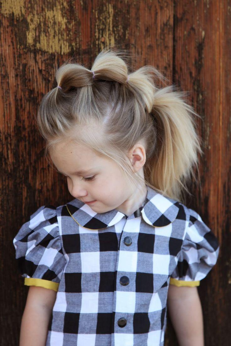 Little Girl Haircuts  17 Super Cute Hairstyles for Little Girls Pretty Designs