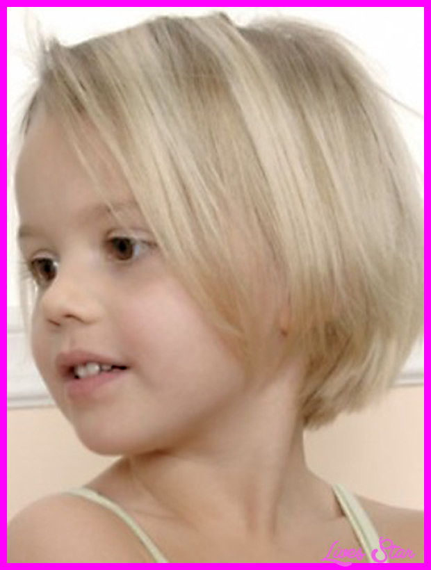 Little Girl Haircuts  Little girl short haircut bob LivesStar