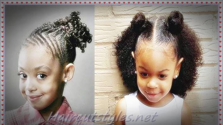 Best ideas about Little Girl Hairstyles 2019 . Save or Pin Black Kids Hairstyles For Girls 2019 Haircut Styles and Now.