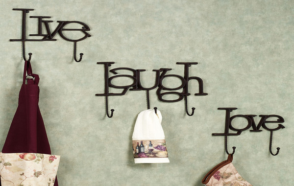 Best ideas about Live Laugh Love Kitchen Decor . Save or Pin Low Cost Kitchen Cabinets Low Cost Kitchen Cabinets Now.