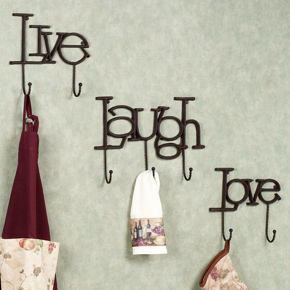"""Best ideas about Live Laugh Love Kitchen Decor . Save or Pin Decoration """"Live Laugh Love"""" At Home Suitable For Inspiration Now."""
