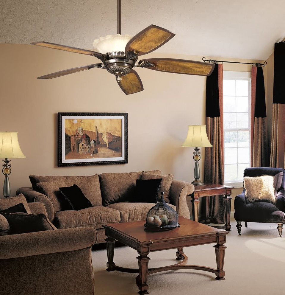 Best ideas about Living Room Ceiling Fan . Save or Pin Ceiling Fan For Living Room Lighting And Ceiling Fans Now.