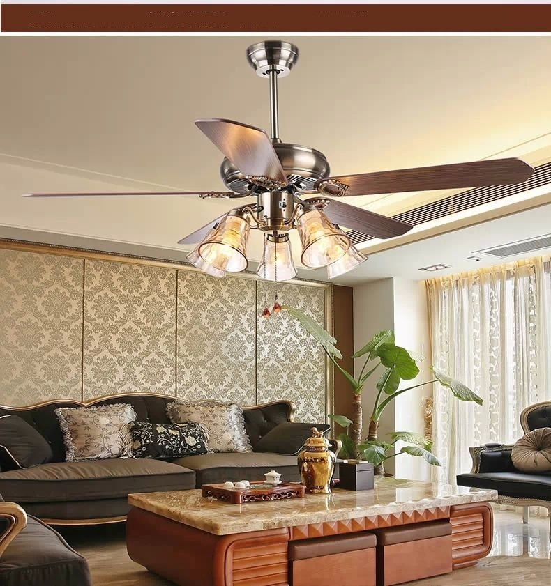 Best ideas about Living Room Ceiling Fan . Save or Pin Ceiling fan light living room antique dining room fans Now.