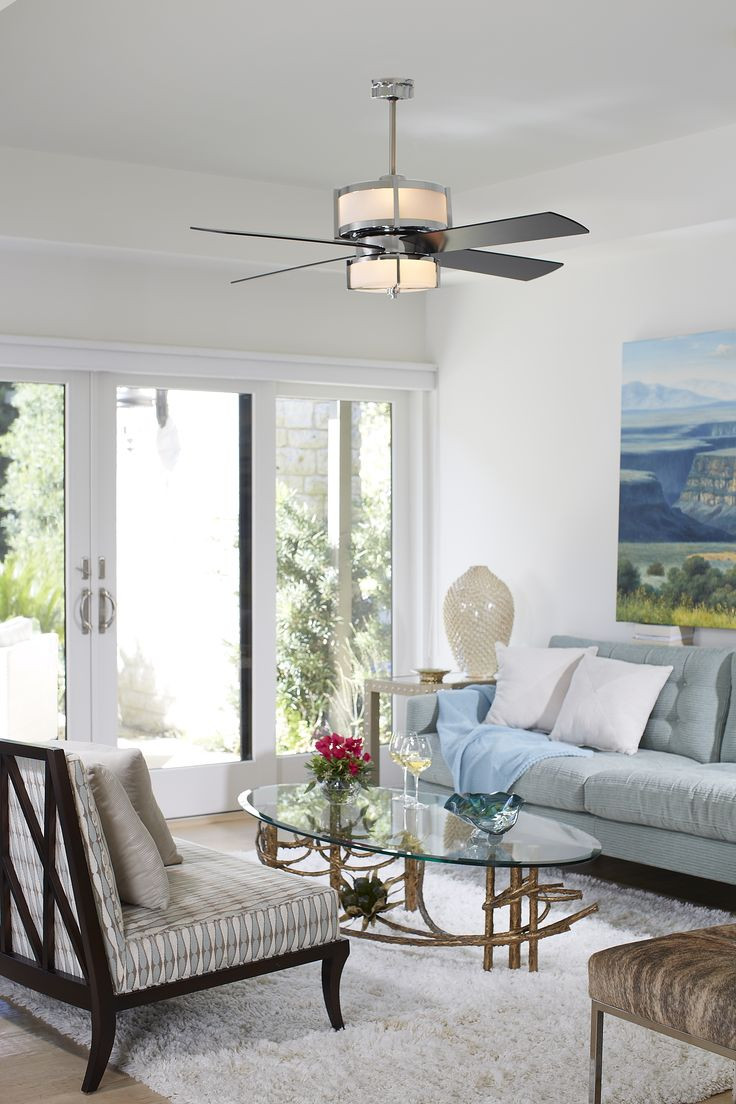 Best ideas about Living Room Ceiling Fan . Save or Pin 1000 images about Living Room Ceiling Fan on Pinterest Now.