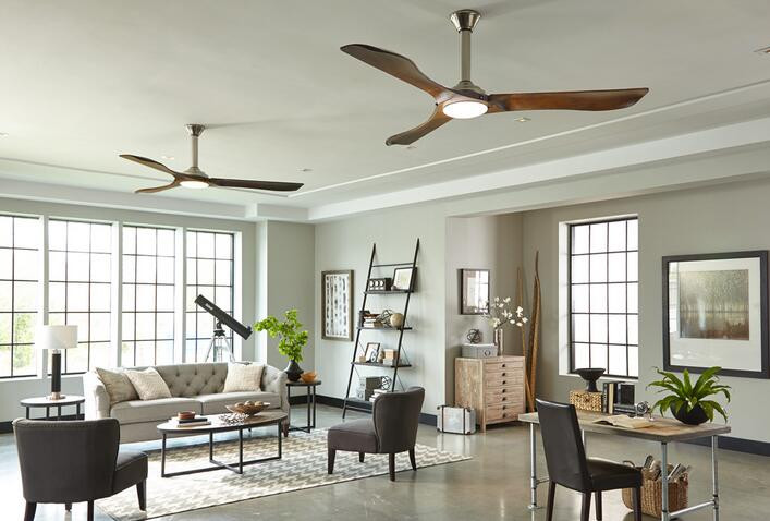 Best ideas about Living Room Ceiling Fan . Save or Pin Selecting Best Ceiling Fan Fit Your Living Room & Room Now.