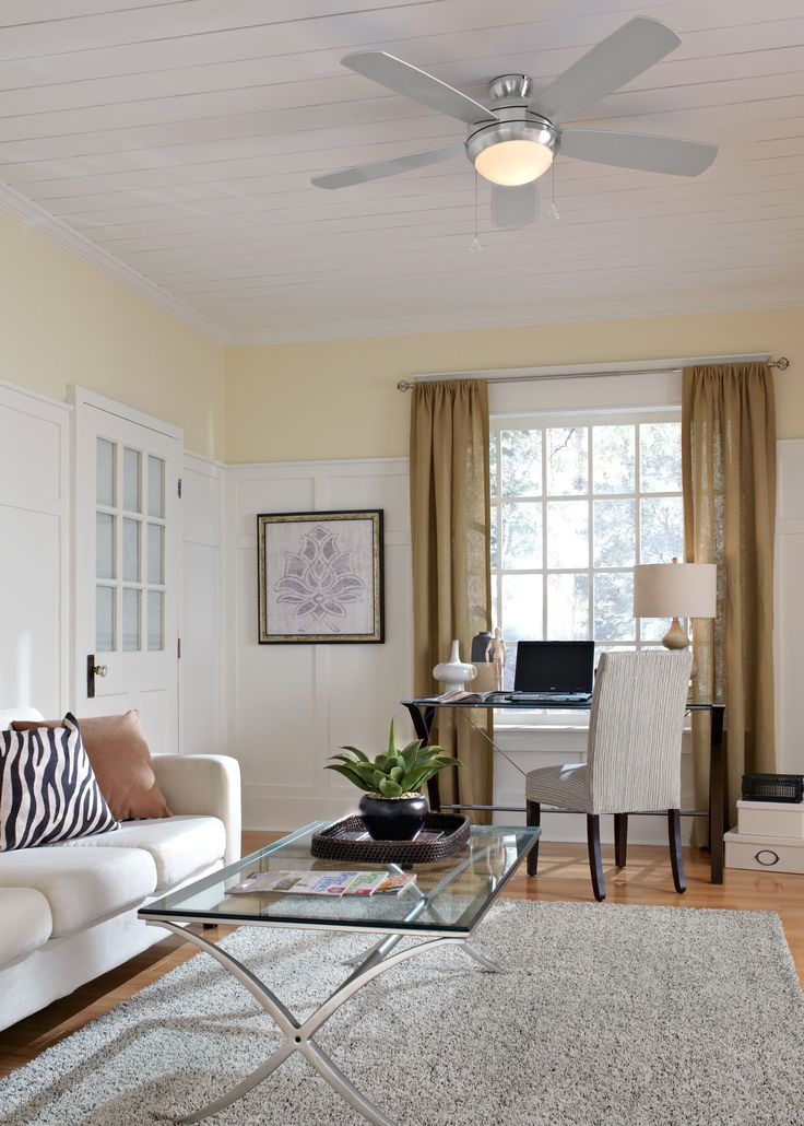 Best ideas about Living Room Ceiling Fan . Save or Pin Black Ceiling Fan Living Room Home Design Ideas Lights Now.